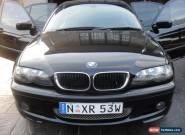 2005 BMW 325i E46 Sport Sedan 4dr Steptronic 5sp 2.5i [MY04] for Sale
